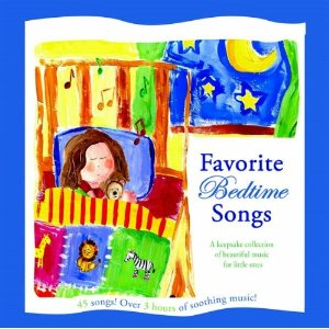 45 Favorite Bedtime Songs - A Keepsake Collection Of Beautiful Music 3 Cd Box Set Baby Genius