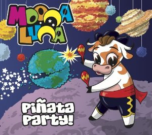 Moona Luca Pinata Party!