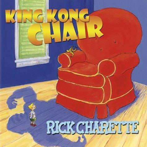 King Kong Chair by Rick Charette
