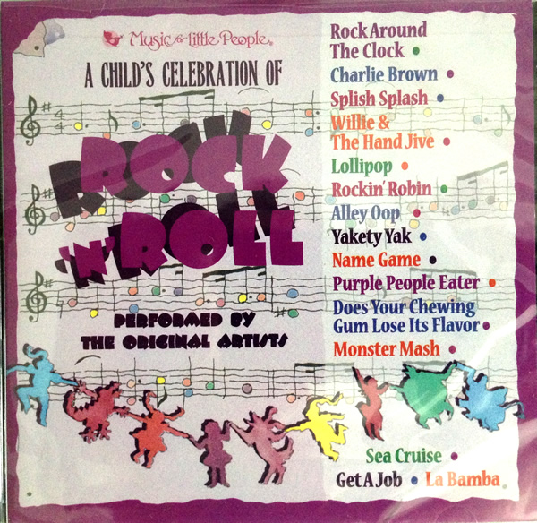 A Child's Celebration Of Rock 'n' Roll by Various Artists
