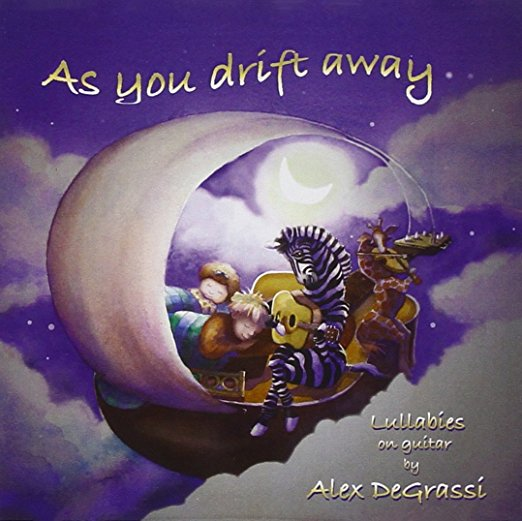 As You Drift Away by Alex Degrassi