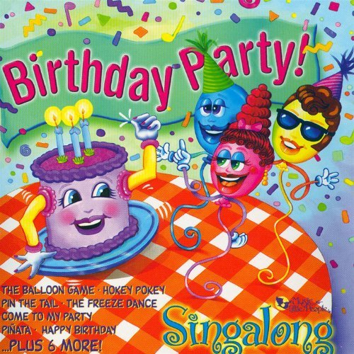 Birthday Party Singalong Songs by Various Artists