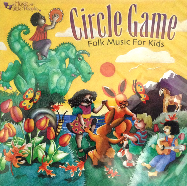 Circle Game - Folk Music For Kids by Various Artists