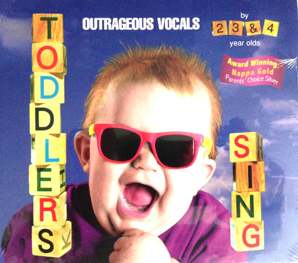 Various Artists Toddlers Sing
