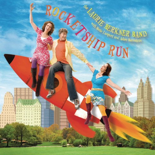 Rocketship Run by Laurie Berkner