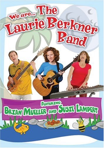 We Are... The Laurie Berkner Band Dvd + Bonus Cd Set Laurie Berkner
