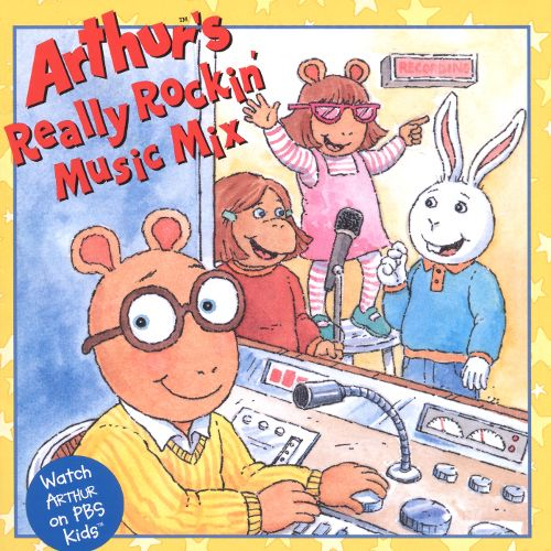 Arthur And Friends Really Rockin Music Mix Arthur & Friends