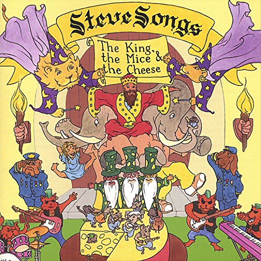 The King, The Mice & The Cheese by Stevesongs