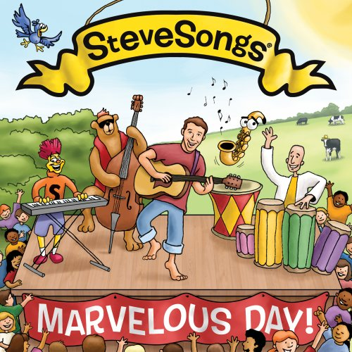 Stevesongs Marvelous Day! (mr. Steve From Pbs Kids)