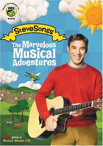 Marvelous Musical Adventures (with Bonus Music Cd) Stevesongs