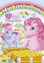 My Little Pony - 2 Great Pony Tales: The Glass Princess & The Magic Coins by My Little Pony