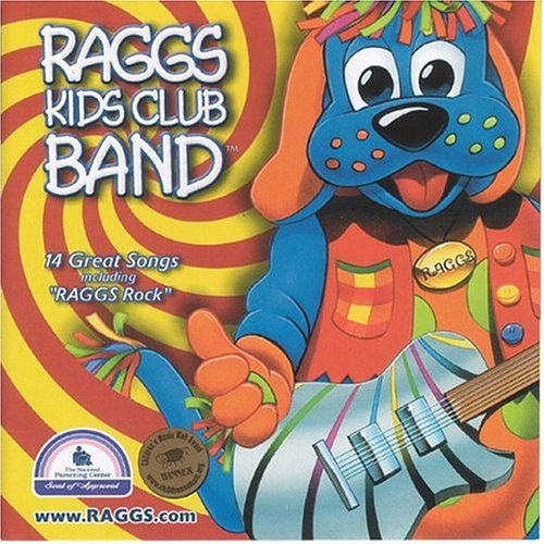 Pawsuuup By Raggs Kids Club Band
