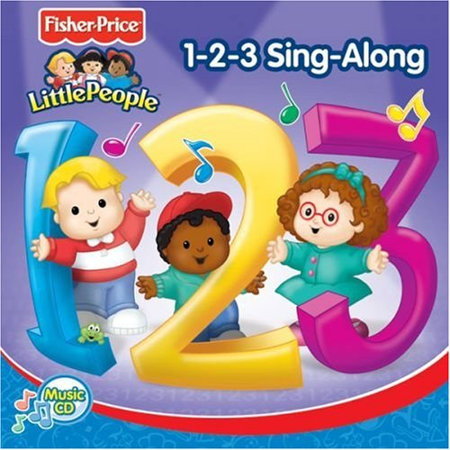 1-2-3 Sing-along by Little People
