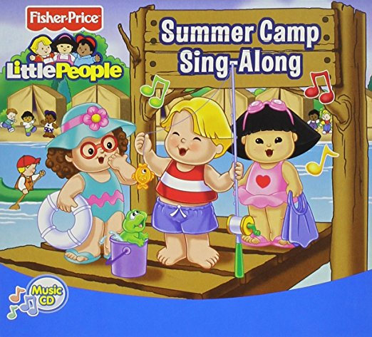 Summer Camp Sing-along by Little People