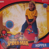 Spider Sense Spider-man Inflatable Hopper Ball by Marvel