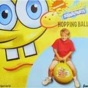 Spongebob Squarepants Hopper Ball Featuring Patrick
