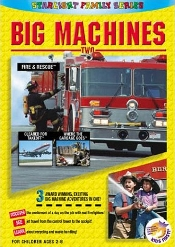 Big Machines Two (volume 2) By Fred Levine And Little Hardhats by Fred Levine