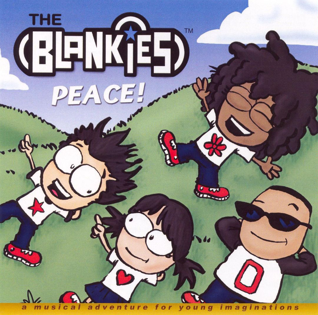 Peace! - A Musical Adventure For Young Imaginations by The Blankies