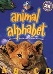 Animal Alphabet , Learning Your Abc's With Animals Time Life Kids