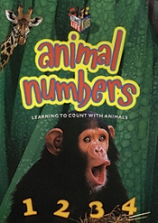 Animal Numbers, Learning To Count With Animals by Time Life Kids