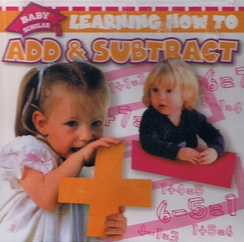 Learning How To Add And Subtract Baby Scholar