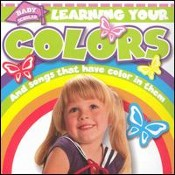 Learning Your Colors & Songs That Have Color In Them Baby Scholar