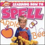 Learning How To Spell by Baby Scholar