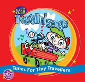 Away We Go Travellin' Songs - 15 Music Tunes For Tiny Travellers by Kids Club Singers
