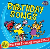 Birthday Songs - The Best Birthday Songs Ever! Kids Club Singers