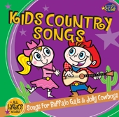 Kids Country Songs For Buffalo Gals And Jolly Cowboys Kids Club Singers
