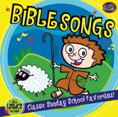 Bible Songs - Classic Sunday School Favorites! by Kids Club Singers