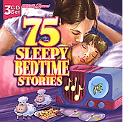 75 Sleepy Bedtime Stories 3 Cd Set Various Artists