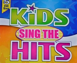 Kids Sing The Hits And Pop Songs 5 Cd Box Set Various Artists