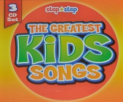 43 Greatest Kids Camp, Sing Along And Family Fun Songs 3 Cd Set Various Artists