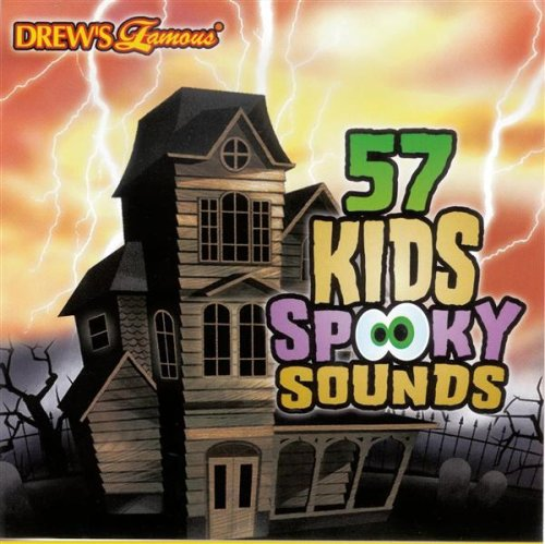 57 Kids Spooky Sounds With The Hit Crew by Drew's Famous