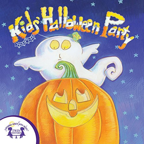 Kids Halloween Party Music 2 Cd Set With Games, Punpkin Carving Patterns, Recipes, Crafts And More Various Artists