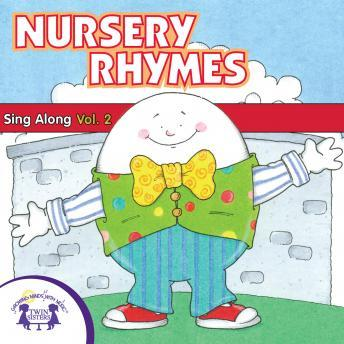 Nursery Rhymes Sing Along Vol. 2 Twin Sisters