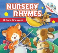 50 Song Nursery Rhymes Sing Along 2 Cd Set With Lyrics Twin Sisters