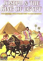 Joseph & The King Of Egypt - Plus 7 More Stories From The Old Testament by Under God's Rainbow