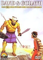 David & Goliath - Plus 6 More Stories From The Old Testament by Under God's Rainbow