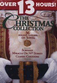 Christmas Collection 3 Dvd Bonus Set - 36 Holiday Features Various Artists