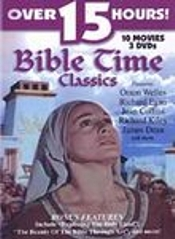 Bible Time Favorites - 10 Classic Movies - 3 Dvd Set by Various Artists