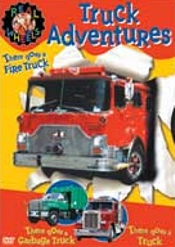 Real Wheels - Truck Adventures by Real Wheels