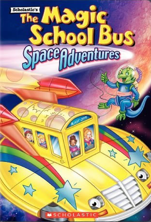 The Magic School Bus - Space Adventures by Magic School Bus
