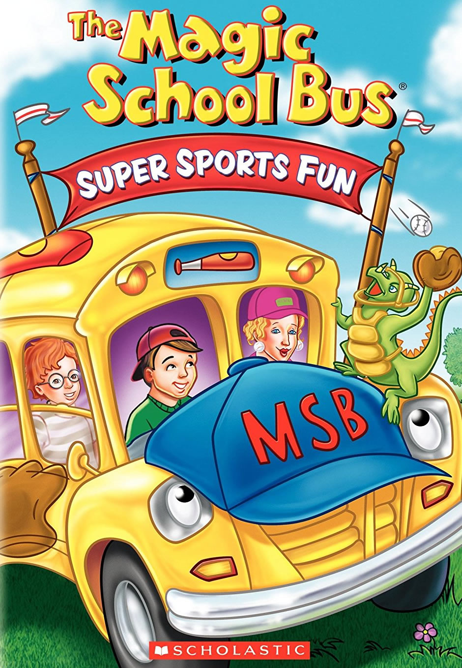 Magic School Bus The Magic School Bus - Super Sports Fun