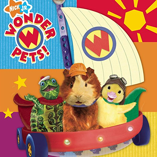 Nick Jr. Wonder Pets!